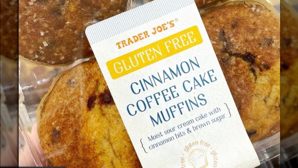 Trader Joe's gluten free muffins