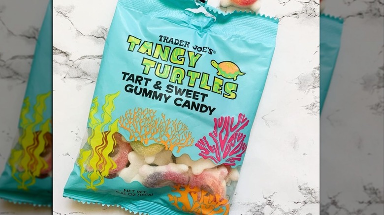 Trader Joe's Tangy Turtles gummy candy