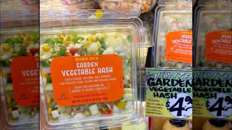 Trader Joes Garden Hash