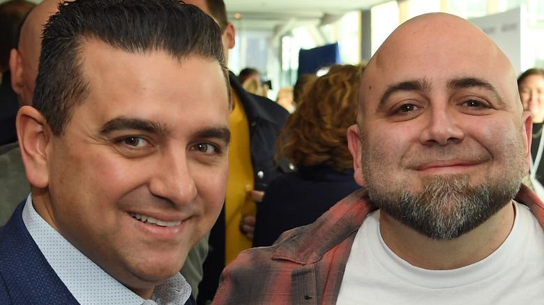 Buddy Valastro and Duff Goldman