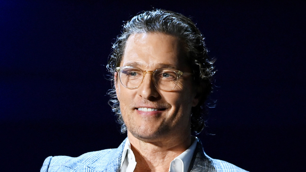 Matthew McConaughey at an event