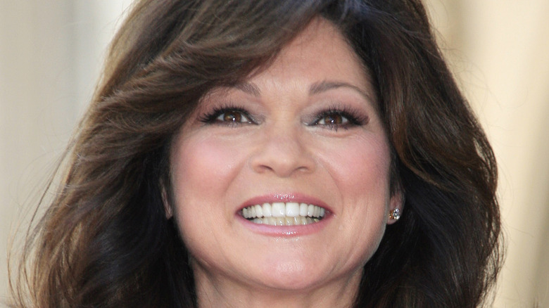 Close-up of Valerie Bertinelli