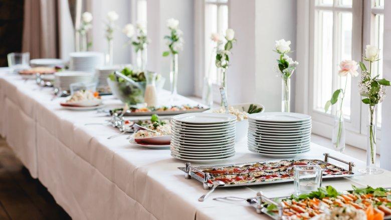 wedding catering rip offs