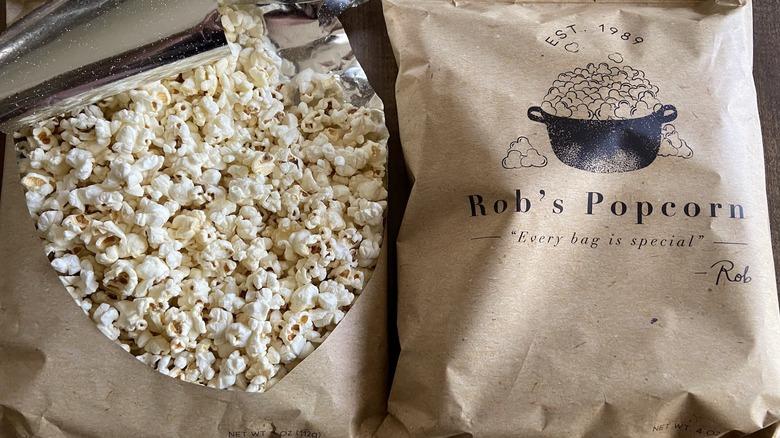 Rob's Backstage Popcorn