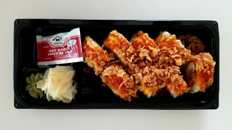 Frank's RedHot Roll open package