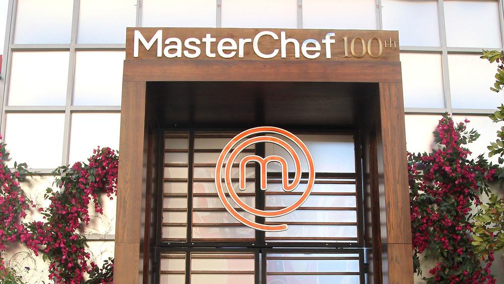 MasterChef studio door