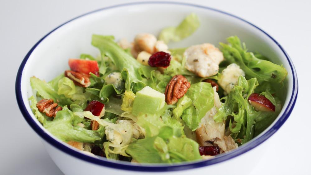 Wendy's apple pecan salad copycat recipe