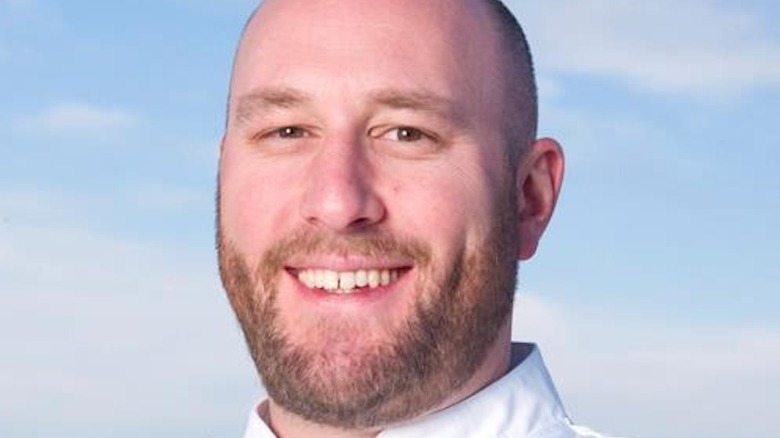 Top Chef winner and New Mexico chef Hosea Rosenberg