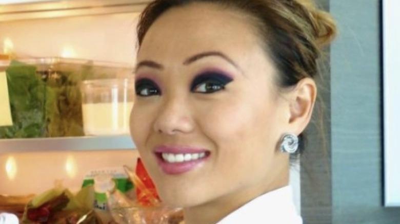 Kathy Fang smiling