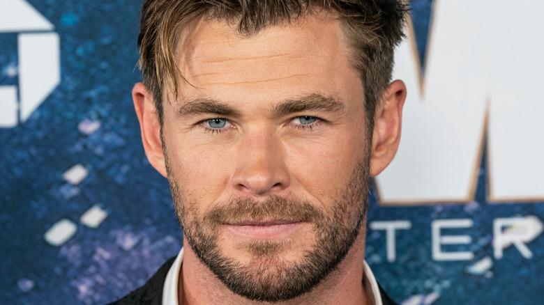Headshot of Chris Hemsworth