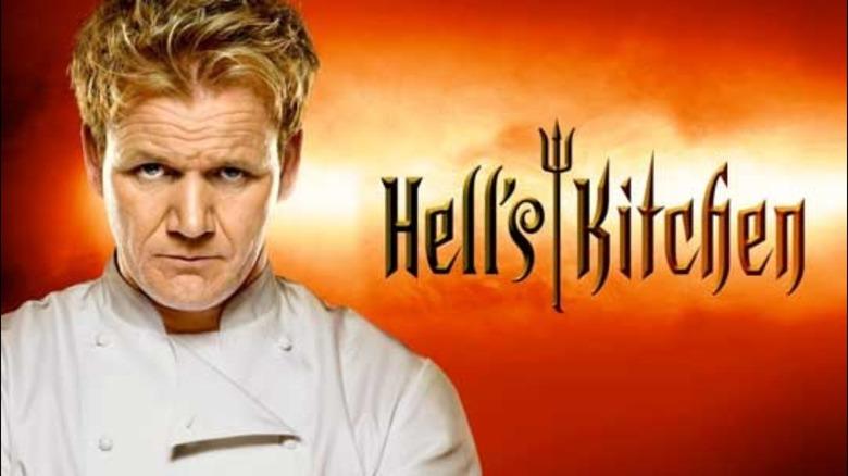 Gordon Ramsay Hell's Kitchen ad