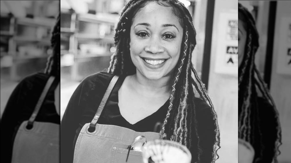 Hell's Kitchen winner Ja'Nel Witt