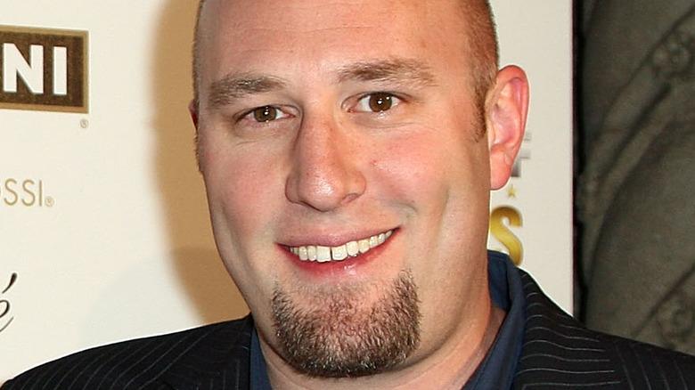 Top Chef winner Hosea Rosenberg
