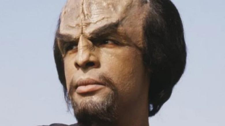 Star Trek's Lieutenant Commander Worf