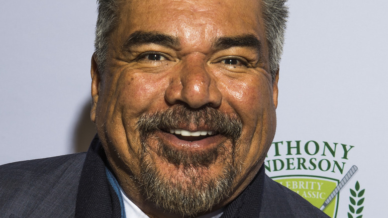 George Lopez at event