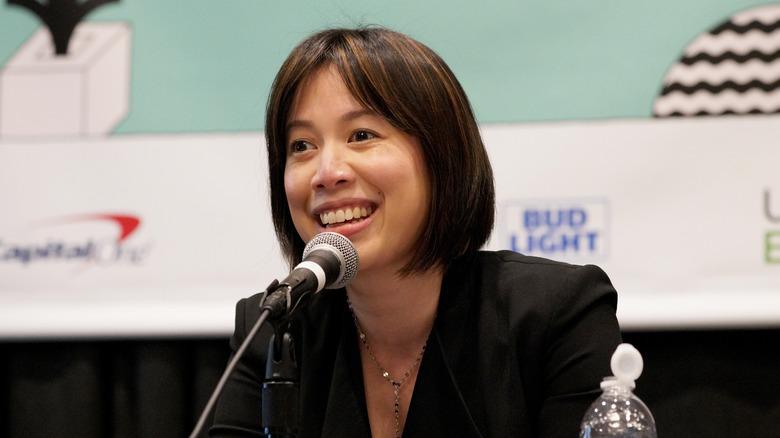 Masterchef winner Christine Ha