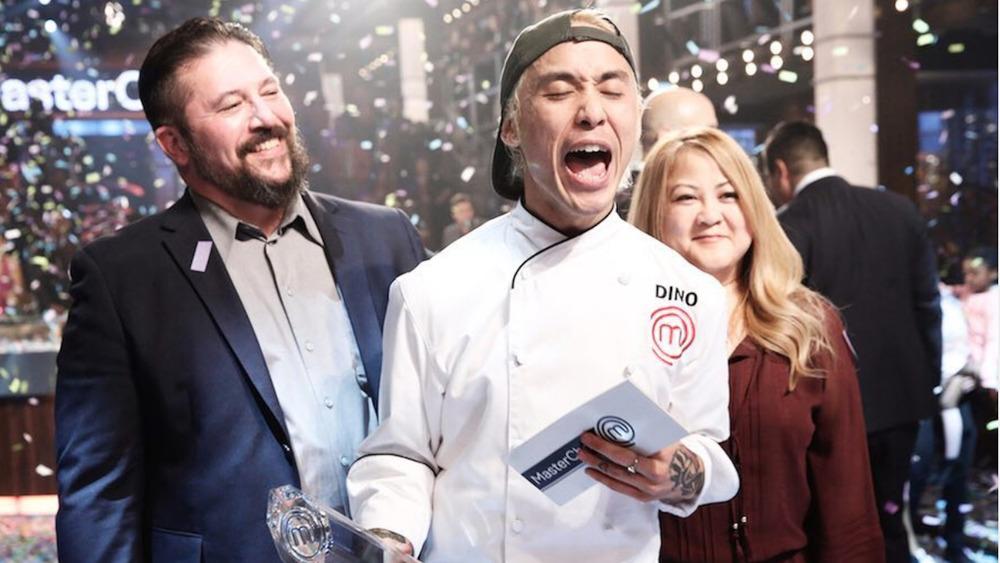 Dino Angelo Luciano wins MasterChef