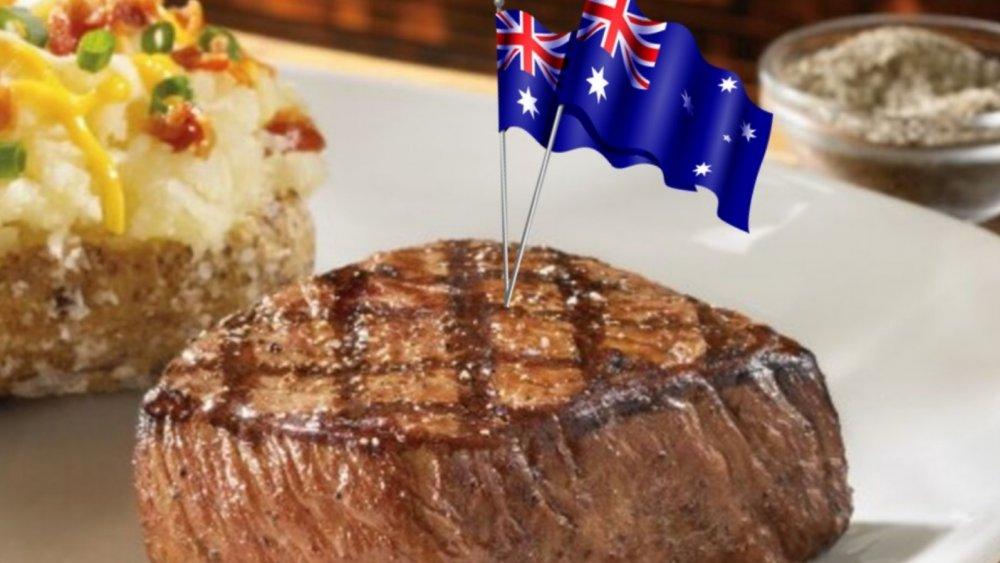 Australian Outback steak