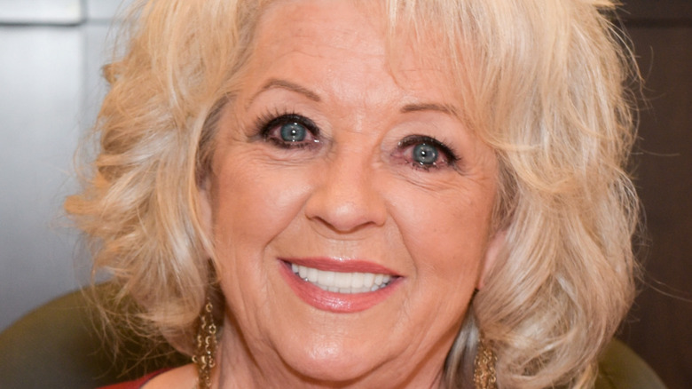 Paula Deen close-up