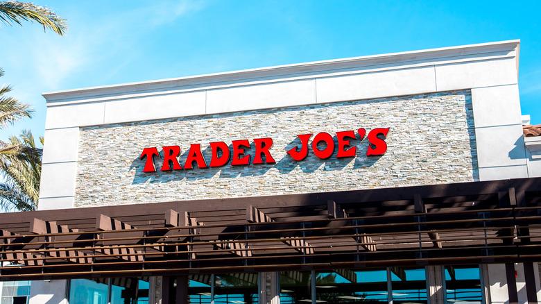 Trader Joe's California storefront