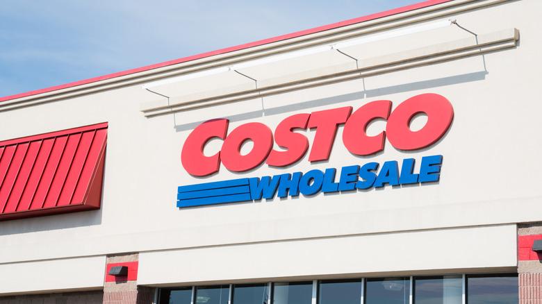 Costco warehouse store