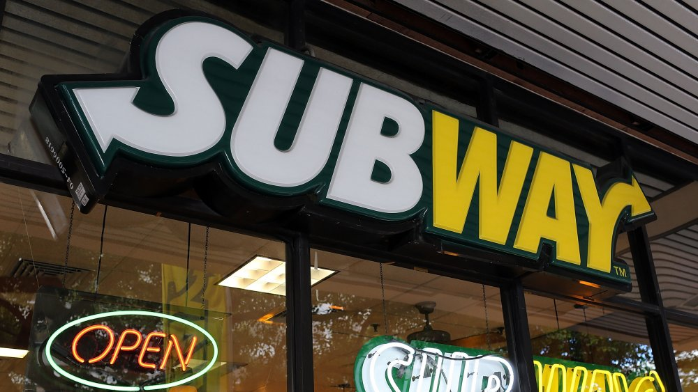 A generic photo of a Subway outlet