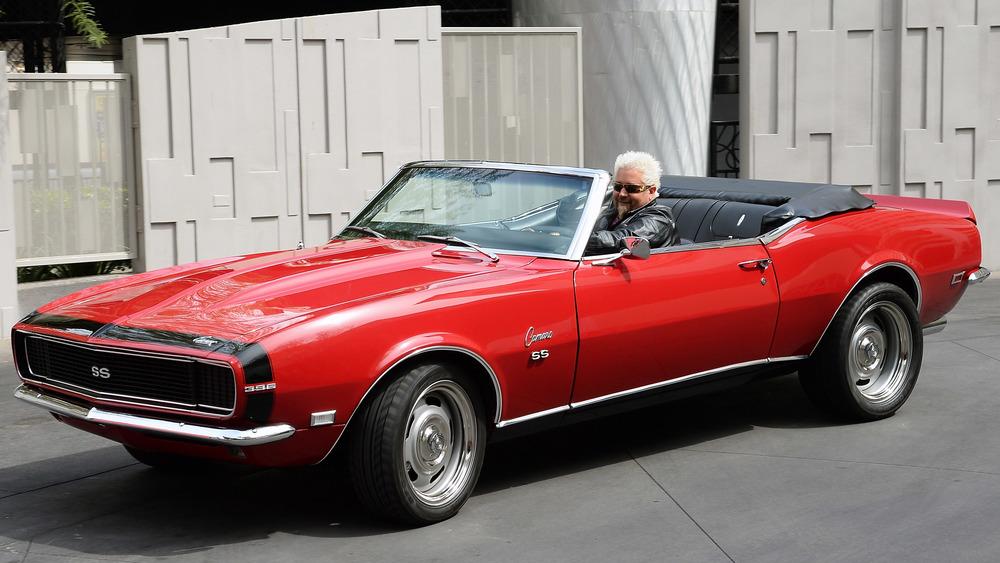 Guy Fieri's 1968 Chevrolet Camaro