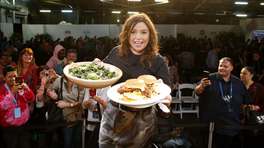 Rachael Ray cooking show