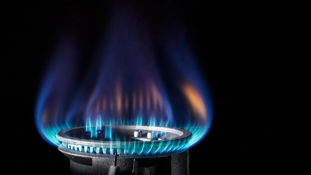 Gas stove, like Kitchen Crash