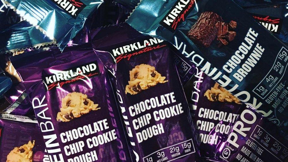 kirkland protein bar