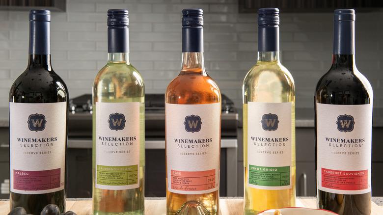 Walmart's Winemakers Selection Reserve Series