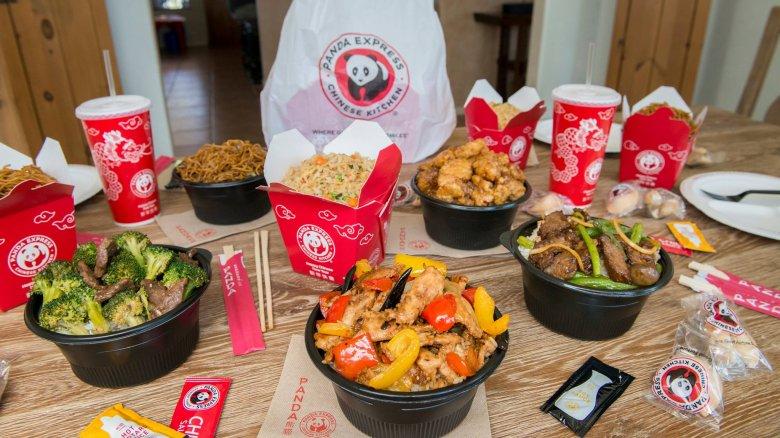 panda express food