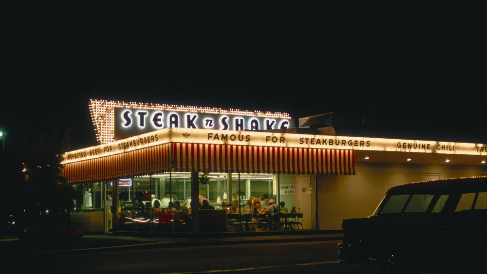 steak 'n shake restaurant