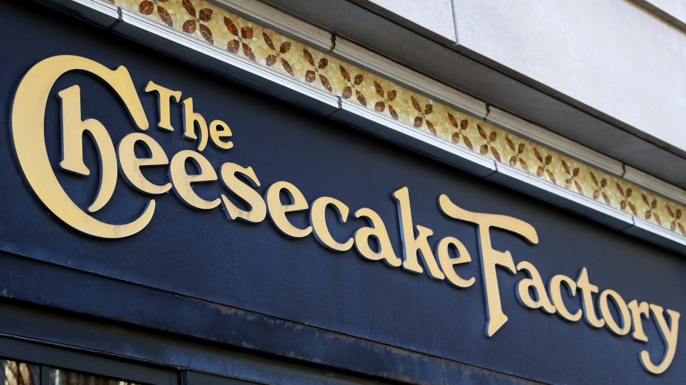 Cheesecake Factory restaurant
