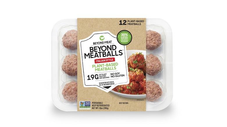 Beyond Meatballs