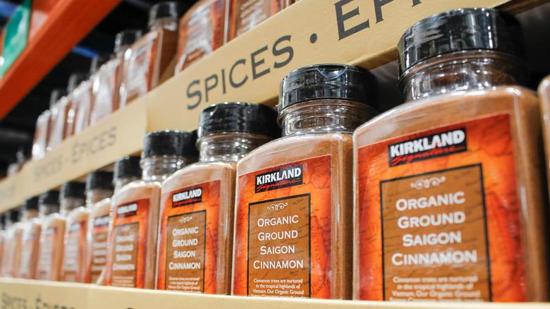 Kirkland brand ground Saigon cinnamon