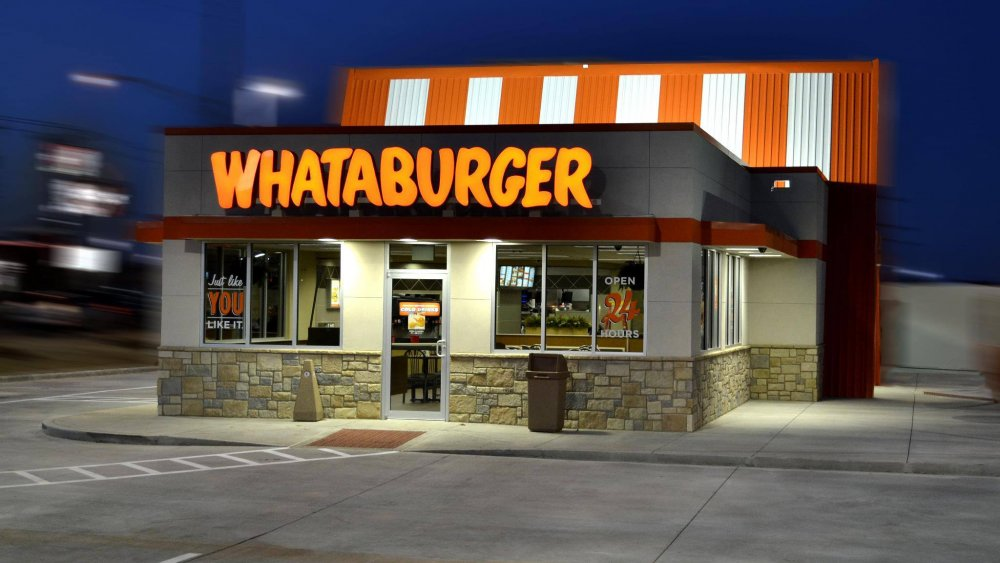Whataburger restaurant