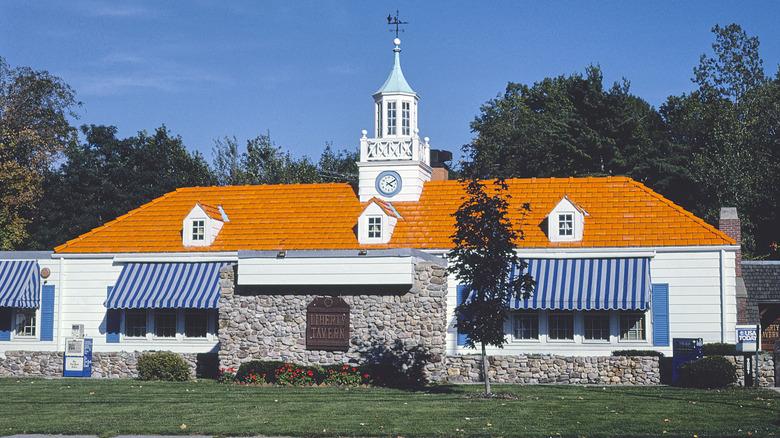 Howard Johnson's restaurant in Vermont