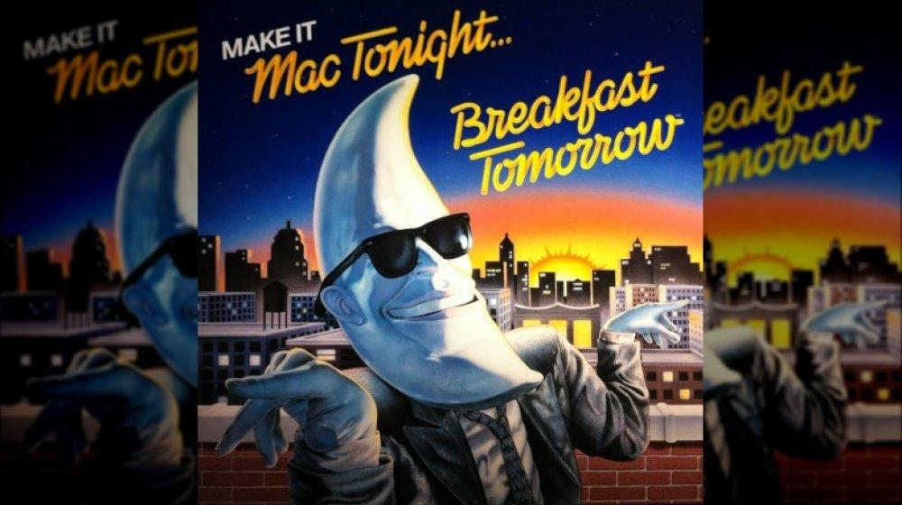 Mac Tonight ad