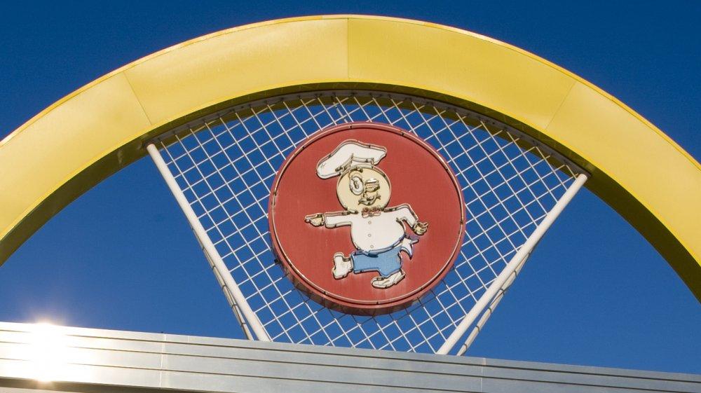 Speedee, the original Micky D mascot