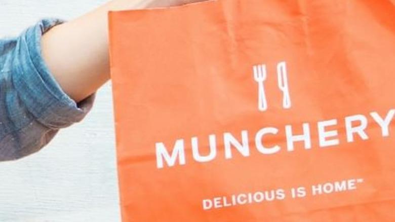 munchery bag