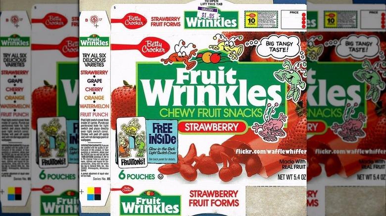 Fruit Wrinkles packaging