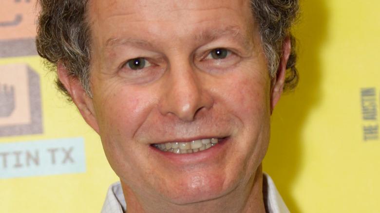 John Mackey smiling