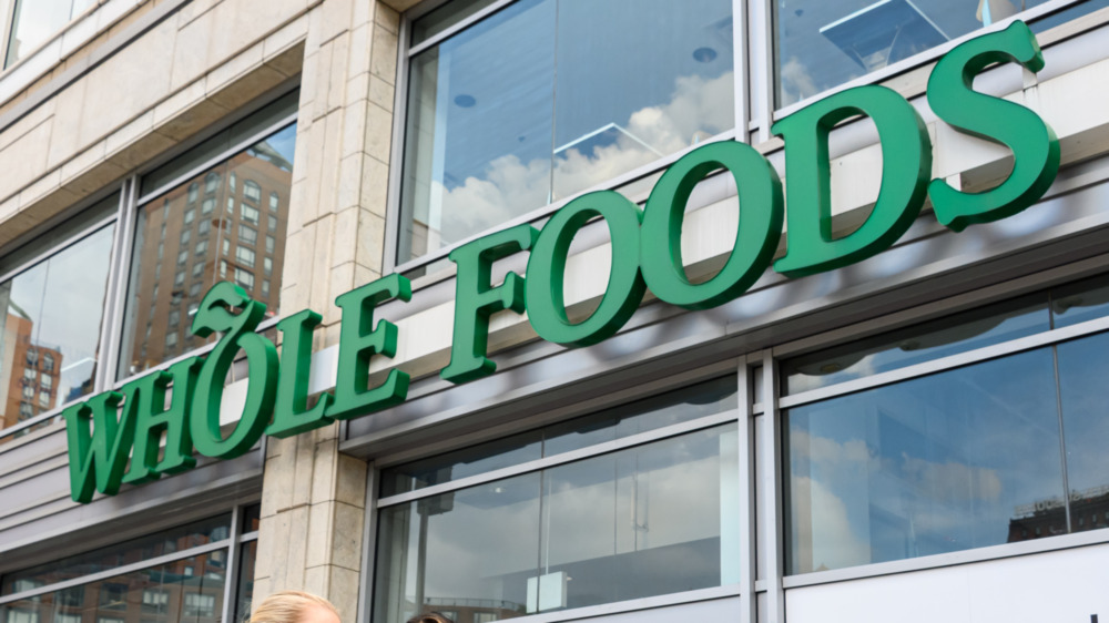Whole Foods in New York City exterior