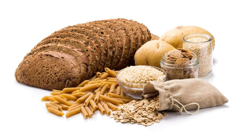 whole wheat and whole grain