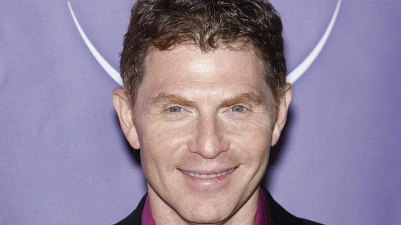 Bobby Flay at the NBC Universal 2011 Winter TCA Press Tour All-Star Party in Pasadena, California on January 13, 2011