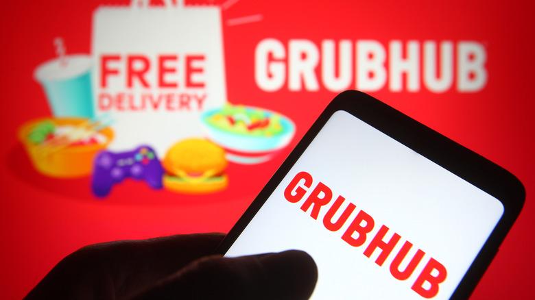Grubhub promo image