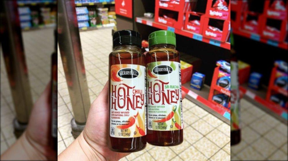 Hot honey at Aldi