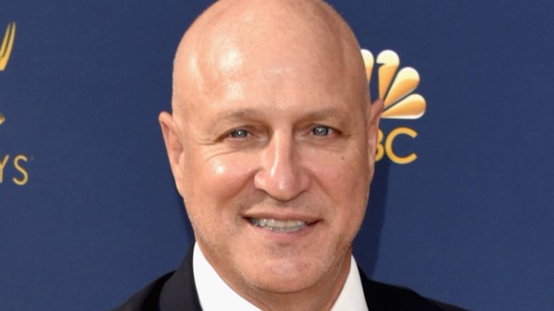 Tom Colicchio in tuxedo