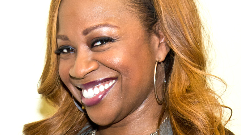Gina Neely close-up